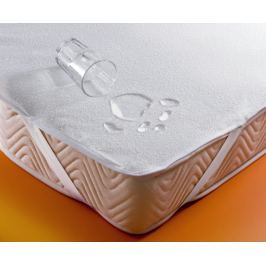 TOP Nepropustný Chránič PVC s froté úpravou 120x200