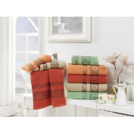 TP Froté ručník Maroko - Zelená