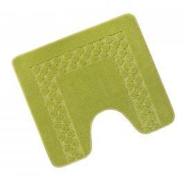 WC předložka 50x60cm zelený rám