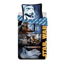 Bavlněné povlečení 140x200 70x90 Star Wars Stormtroopers