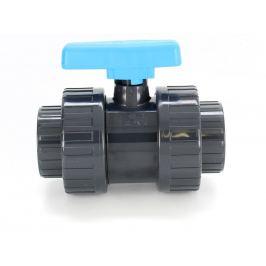Vágnerpool Kulový dvoucestný ventil 63 mm -- Easyfit