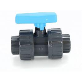 Vágnerpool Kulový dvoucestný ventil 32 mm -- Easyfit
