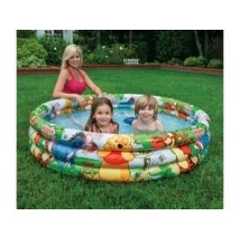 INTEX 58915 Bazén Medvídek Pů 3 kruhy