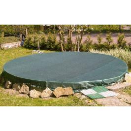 Krycí síť na bazén ovál 3,7 x 7,3m