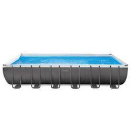 INTEX ULTRA FRAME RECTANGULAR POOL 7,32 x 3,66 x 1,32 m 26362NP