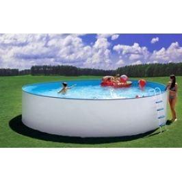 Bazén Steinbach Nuovo 4,5 x 1,2m s kovovou konstrukcí