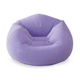 Intex 68569 Beanless Bag Chair fialové
