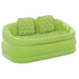 Nafukovací pohovka Intex Loungen Cafe Love Seat zelená