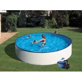 GRE Splash 3,5 x 1,2m s pískovou filtrací KITPR3551SK