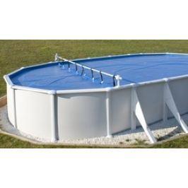 Rolovací zařízení pro nadzemní bazény