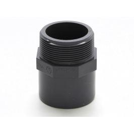"""Vagnerpool PVC tvarovka - Přechodka 63–50 x 2"""" ext."""