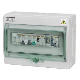 Automatické ovládání pro filtraci - F1P3 s pevným přívodem