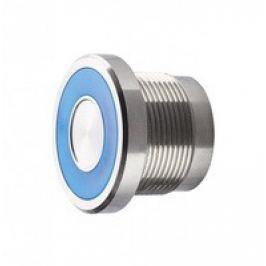 Piezoelektrické tlačítko - modré LED