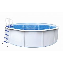 Bazén Nuovo de Luxe 3,6 x 1,2m set + písková filtrace 3,8m3/hod