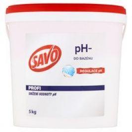 SAVO pH mínus 5kg