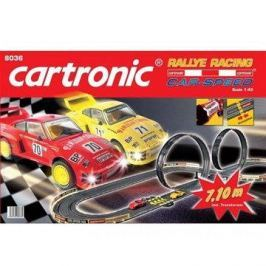 Cartronic Rallye Racing autodráha