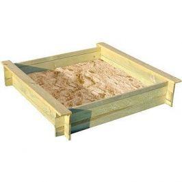 Dřevěné pískoviště 120 cm ALIX