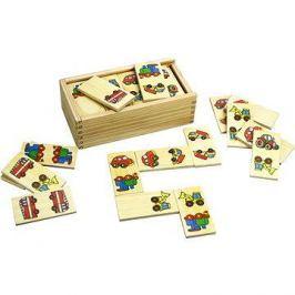 Dřevěné domino - Dopravní prostředky