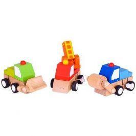 Barevná autíčka na natahování