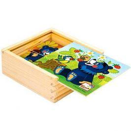 Bino Moje první puzzle, Baribal