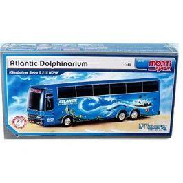 Monti system 50 - Atlantic Delfinarium Bus měřítko 1:48