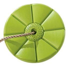 Houpačka CUBS Disk - květinka světle zelená