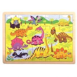 Bino Puzzle - Dinosauři