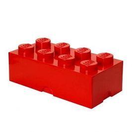 LEGO Úložný box 250 x 500 x 180 mm - červený