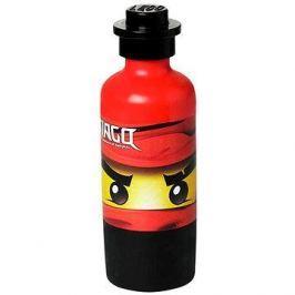 LEGO Ninjago Láhev na pití - červená