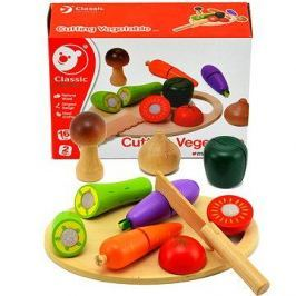Zelenina krájecí s prkénkem