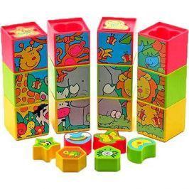 Vkládačka - Kostky v krabici
