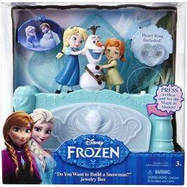 Ledové království - Hudební šperkovnice Anna/ Elsa