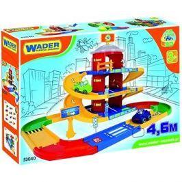 Wader - Parkoviště 2 patra