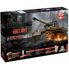 Italeri World of Tanks 36506 – Pz. Kpfw.V Panther