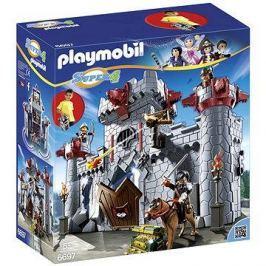 Playmobil 6697 Přenosný hrad Černého barona