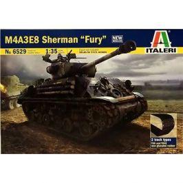 Italeri Model Kit 6529 tank – M4A3E8 Sherman