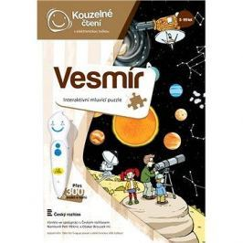 Kouzelné čtení - Puzzle Vesmír