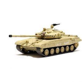 Tank Russian T-72 M1 Desert Yellow 1:72