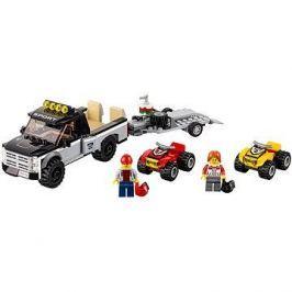 LEGO City 60148 Závodní tým čtyřkolek