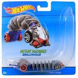 Hot Wheels Auto mutant Cyborg Crusher