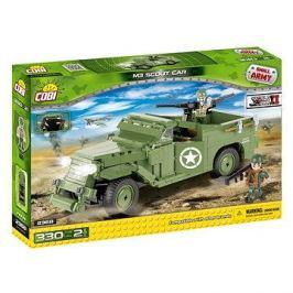 Cobi 2368 II WW M3 Scout Car
