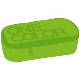 Etue s klopou One Color zelený