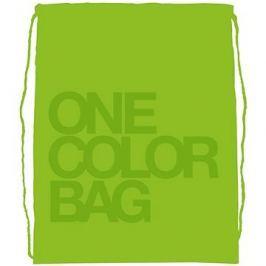 Studentský vak One Color zelený