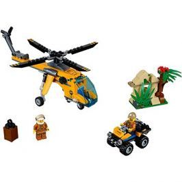 LEGO City Jungle Explorers 60158 Nákladní helikoptéra do džungle