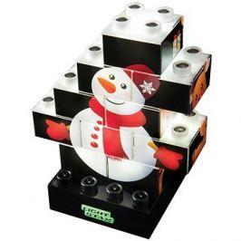 Light Stax Puzzle Set Sněhulák