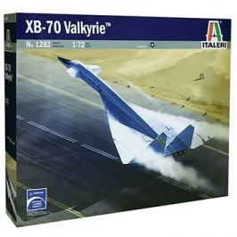 Italeri Model Kit I1282 letadlo – XB-70 Valkyrie