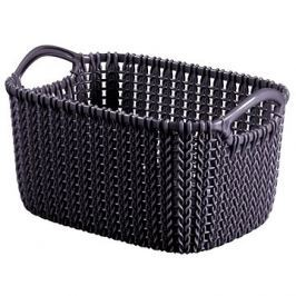 Curver Knit košík 3L fialový