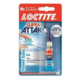 LOCTITE Super Attak Power Easy 3 g