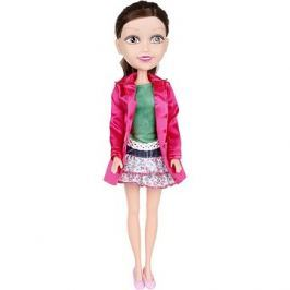 Sparkel Girlz Panenka Fashion s růžovým kabátkem