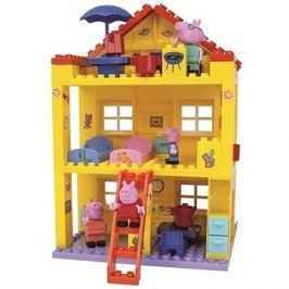 PlayBig Bloxx Prasátko Peppa Dům
